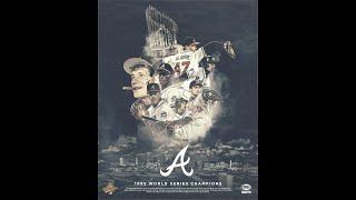 1995 Atlanta Braves Team Season Highlights