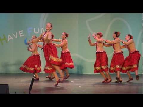 Advanced Russian round dance