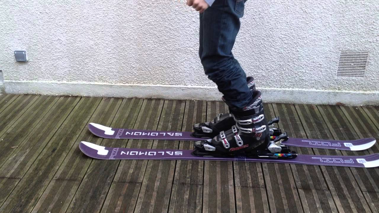 Faire du ski dans la poudreuse - Conseils pour ski hors piste
