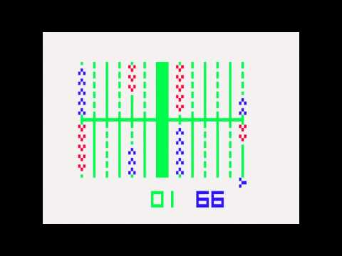 VC 11 - Backgammon - (1977) - Channel F - gameplay HD