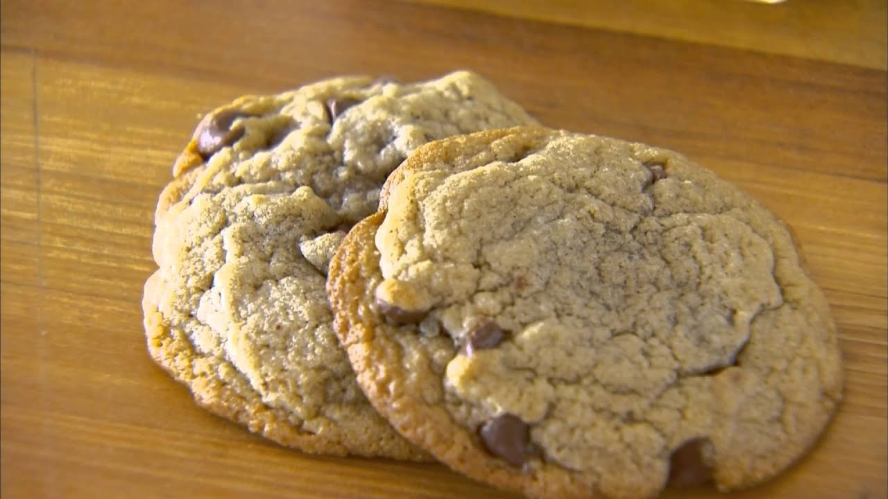 Chewy Or Crispy Chocolate Chip Cookies Secrets To Success Youtube