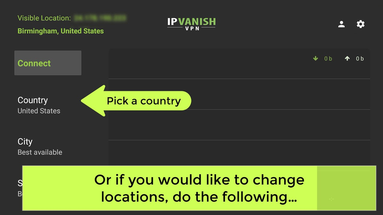 How to set up IPVanish VPN on Amazon Fire Stick, Fire TV, and Fire Cube