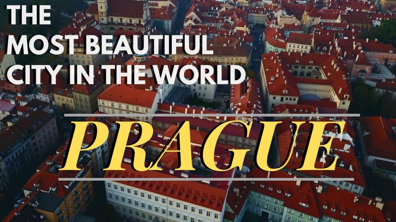 Prague Cinematic Travel Video