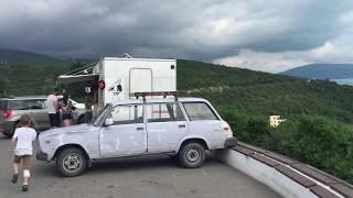 Новороссийск в конце июня 2017