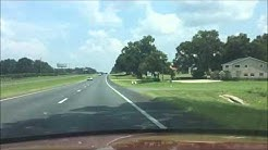 Driving to Market of Marion In BelleView fl