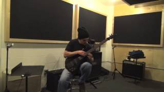 Andy DeLuca - Rehearsing AIR By Jason Becker - With Backing Tracks