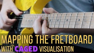Baixar Map The Fretboard Like A Pro: CAGED Visualisation