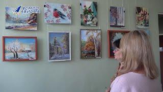 Выставка «Не художники художникам» состоялась в Детской школе искусств