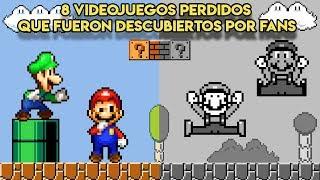8 Videojuegos Perdidos que Fueron Descubiertos por Fans - Pepe el Mago