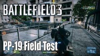 Battlefield 3: PP-19 Worst or Best PDW? Field Test