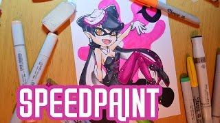Speedpaint - Callie Aori SPLATOON