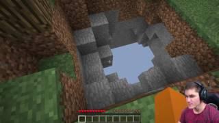 """Minecraft: Znajdź skrzynię challenge?! - """"LJay nie denerwuj się XD"""""""