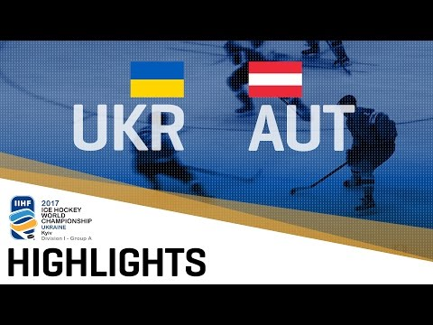 Ukraine - Austria | Highlights | 2017 IIHF Ice Hockey World Champions Division | Group A