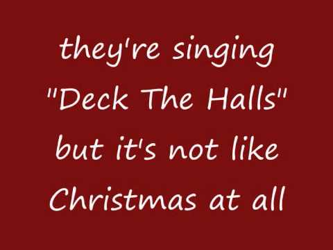 Mariah Carey Christmas Baby Please Come Home Lyrics On Screen