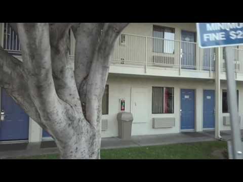 Inside Scary and Depressing Motel 6 - El Cajon, California