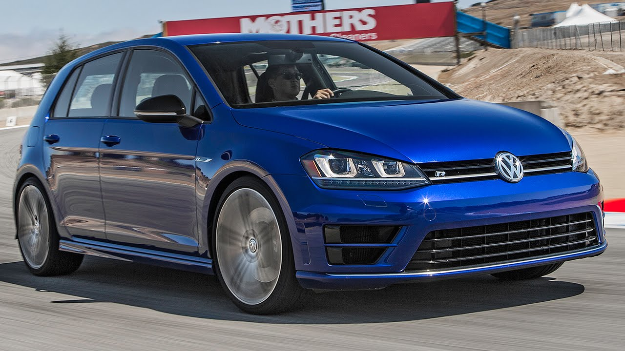 2017 Volkswagen Golf R Hot Lap Best Driver S Car Contender You