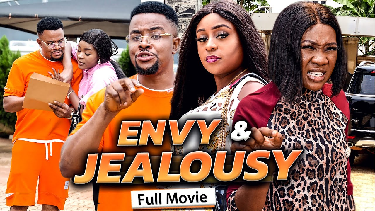 Download ENVY AND JEALOUSY (Full Movie) Chinenye Nnebe & Queen Nwokoma 2021 Trending Nigerian Nollywood Movie
