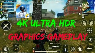 Pubg mobile lite | 4k ULTRA HDR Graphics Gameplay | RDX GAMING