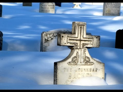 Frozen In Time: The Woodlawn Cemetery