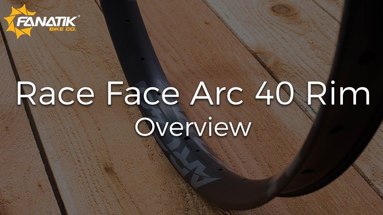 rim på 40 år Raceface ARC 40 Rim Review at Fanatikbike.  YouTube rim på 40 år