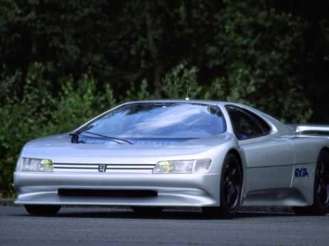 Peugeot Oxia