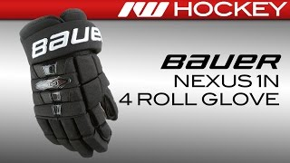 Bauer Nexus 1N 4-Roll Gloves Review