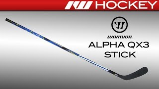 Warrior Alpha QX3 Stick Review