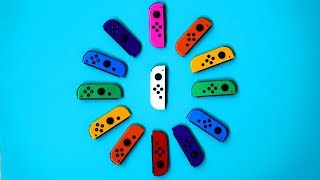 Nintendo Switch Skins that dont DESTROY it!