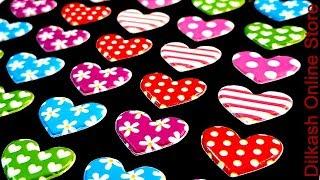 Stickers Online - Happy Sticker - ACC-018 - Dilkash.pk Art & Craft Online Store