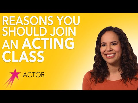 Actor: Why Everyone Should Take an Acting Class - Lauren Spencer Career Girls Role Model