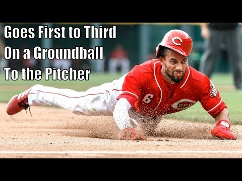 MLB Unbelievable Aggressive Baserunning Part 3
