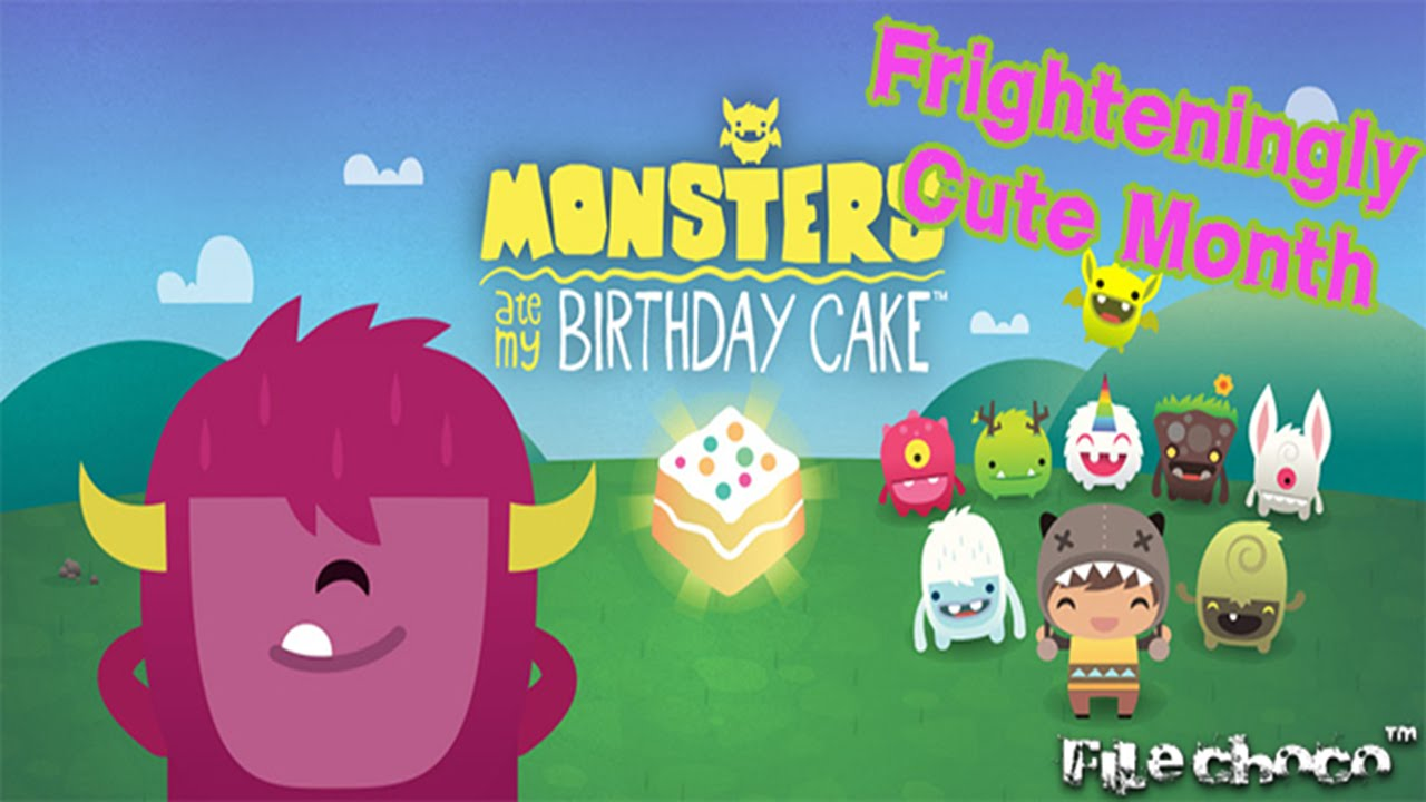 Monsters Ate My Birthday Cake Pc Frighteningly Cute Month Youtube