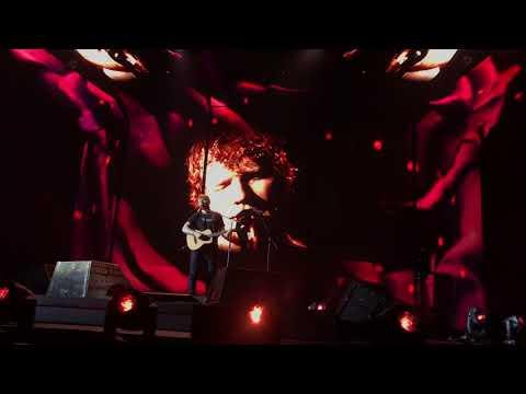 Ed Sheeran Divide Asia Tour Live in Singapore 12 November 2017 - Perfect