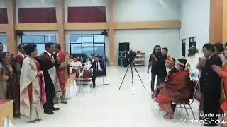 UMPASA Hula hula Tulang Pasahat Ulos tu Pengantin Yan Flambo Sihombing Sintha M Simamora