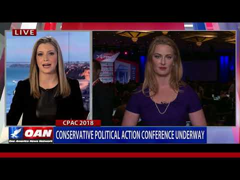 Conservative Speakers Address CPAC