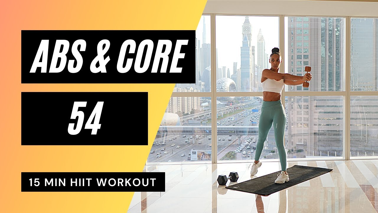 Download ABS & CORE HIIT WORKOUT | No.54