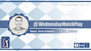 #WednesdayMatchPlay with Teryn Schaefer, PGA TOUR | Episode No. 083