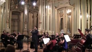 Suite Concertante para flauta e orquestra de cordas de Sérgio Azevedo