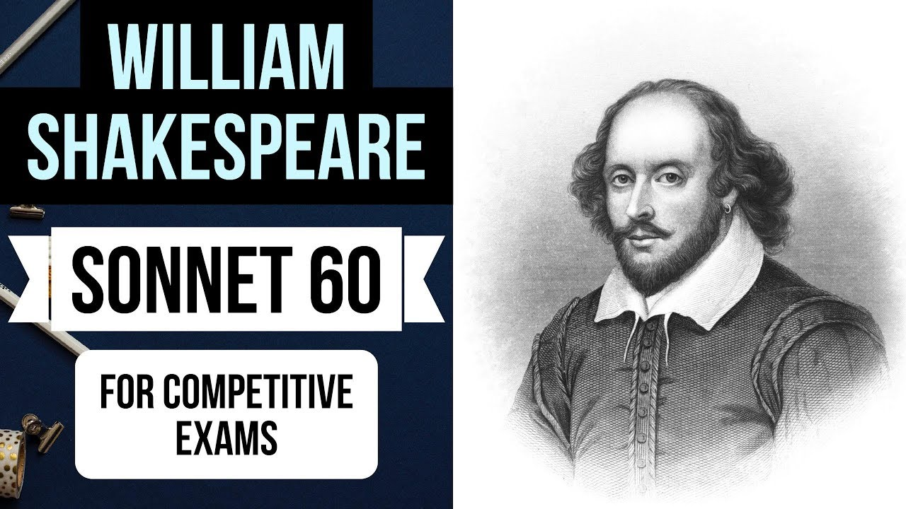 an examination of the 18th sonnet by william shakespeare Study questions about sonnet 18  sonnet 18 by william shakespeare home / poetry / sonnet 18 /  sonnet 18 questions back next.