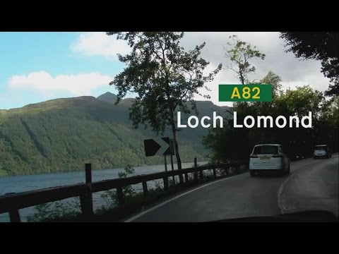 [GB] A82 Loch Lomond