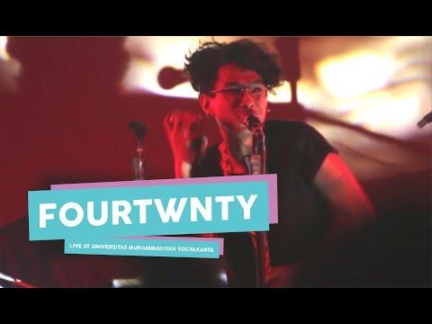 [HD] Fourtwnty - Zona Nyaman  (Live at Universitas Muhammadiyah Yogyakarta, Mei 2017)