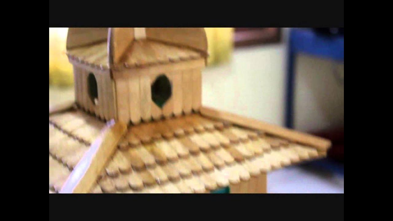 Miniatur Masjid Terbaru - YouTube