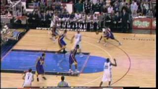 12/7/2007 LSU vs Villanova Highlights