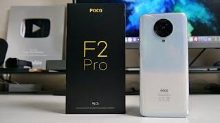 Xiaomi Poco F2 Pro Phantom White  - Real Flagship Killer! Only £400