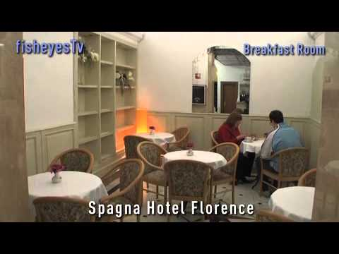 Hotel Spagna Florence - Three Star Hotel Florence