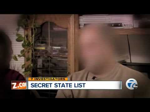 """Michigan CPS has gigantic secret list of parents labeled """"child abusers"""" without due process"""