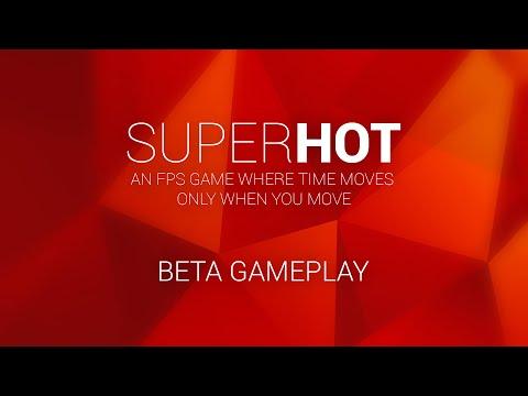 Разработчики игры SuperHot показали геймплейный трейлер проекта