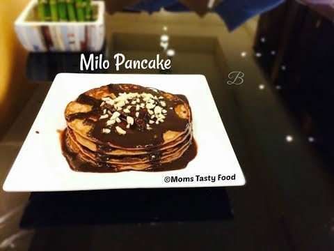 Easy pancake recipe score24h how to make easy pancakes milo pancakes recipe how to make the best chocolate ccuart Gallery