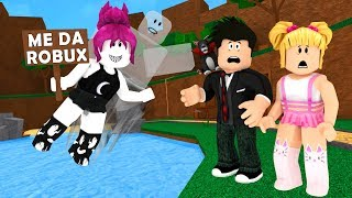 THAT PHANTOM GIRL ASKED ROBUX FOR US | ROBLOX-Epic Minigames