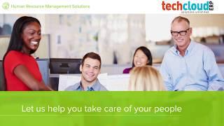Cloud based hr management software - tech erp
